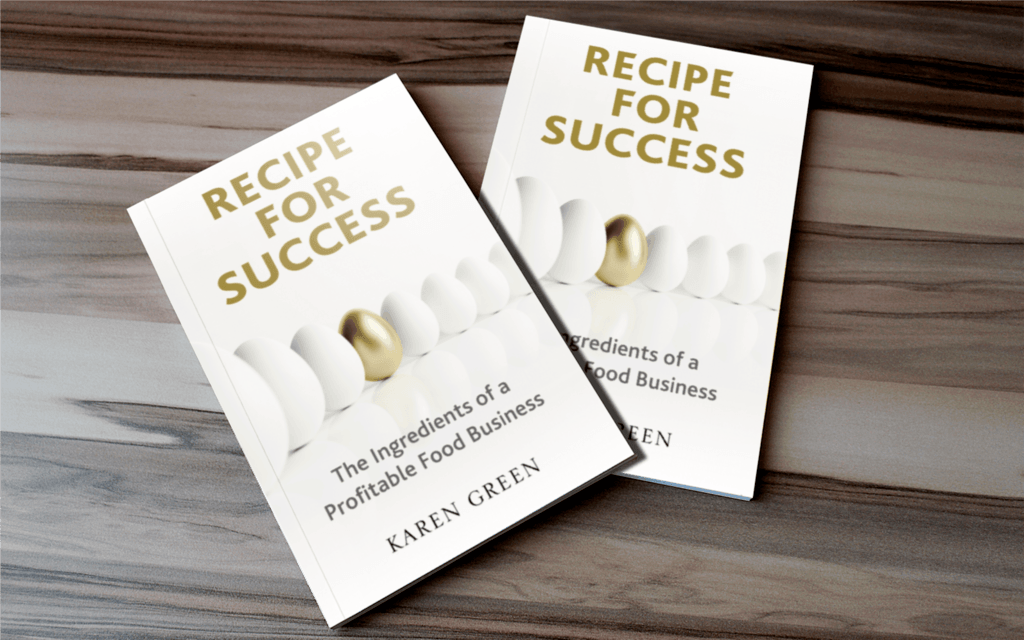 recipe for success book cover image
